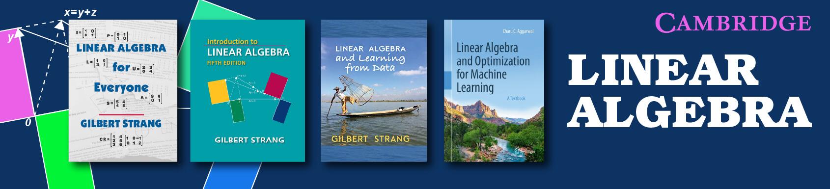 線性代數 Linear-algebra