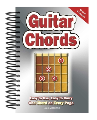 Guitar Chords: Easy-To-Use, Easy-To-Carry, One Chord on Every Page-cover