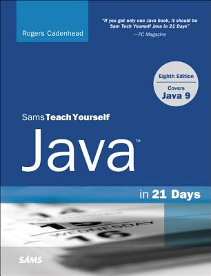 Sams Teach Yourself Java in 21 Days,8/e-cover