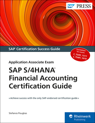 SAP S/4hana Financial Accounting Certification Guide: Application Associate Exam-cover