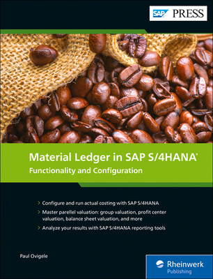 Material Ledger in SAP S/4hana: Functionality and Configuration-cover