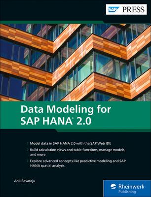 Data Modeling for SAP Hana 2.0-cover