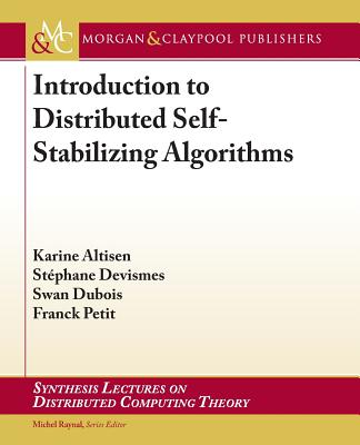 Introduction to Distributed Self-Stabilizing Algorithms-cover