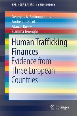 Human Trafficking Finances: Evidence from Three European Countries-cover