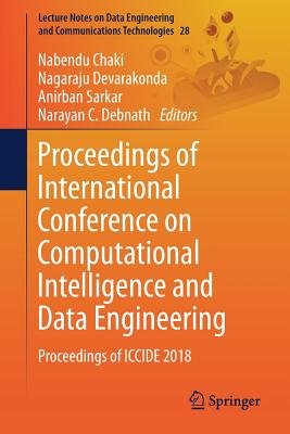 Proceedings of International Conference on Computational Intelligence and Data Engineering: Proceedings of Iccide 2018-cover