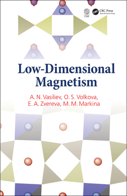 Low-Dimensional Magnetism-cover