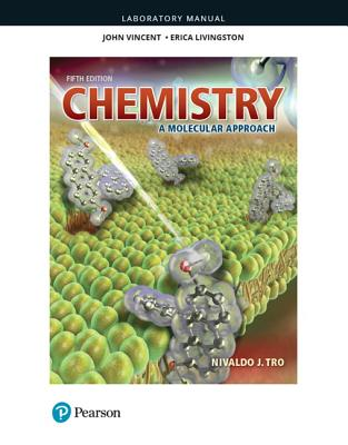 Laboratory Manual for Chemistry: A Molecular Approach-cover