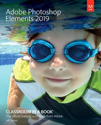 Adobe Photoshop Elements 2019 Classroom in a Book.-cover