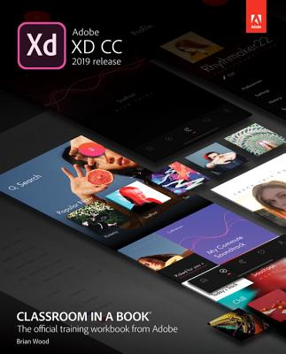 Adobe XD CC Classroom in a Book (2019 Release)-cover