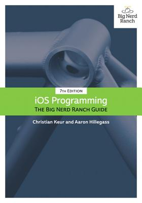 IOS Programming: The Big Nerd Ranch Guide-cover