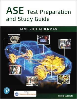 ASE Test Prep and Study Guide-cover
