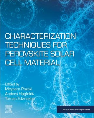 Characterization Techniques for Perovskite Solar Cell Materials-cover