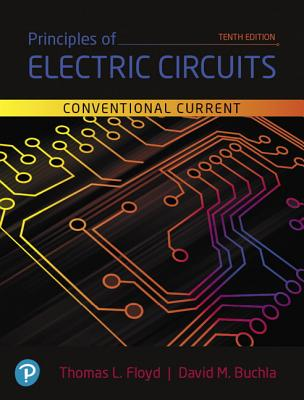 Principles of Electric Circuits: Conventional Current Version-cover