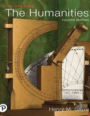 Revel for Discovering the Humanities -- Access Card-cover