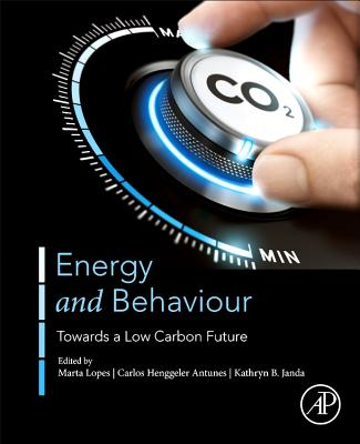 Energy and Behaviour: Towards a Low Carbon Future-cover
