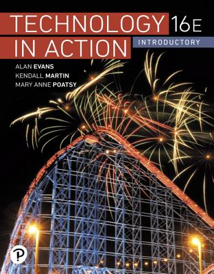 Technology in Action Introductory-cover
