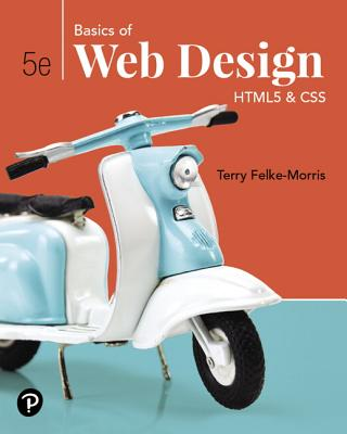 Basics of Web Design: Html5 & CSS-cover