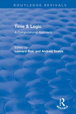 Time & Logic: A Computational Approach-cover