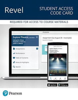 Revel for Explore Theatre: A Backstage Pass -- Access Card