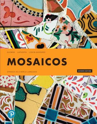 Mosaicos: Spanish as a World Language-cover