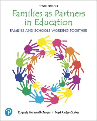 Families as Partners in Education: Families and Schools Working Together-cover