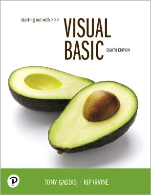 Starting Out with Visual Basic-cover