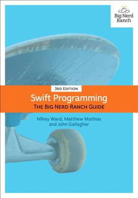 Swift Programming: The Big Nerd Ranch Guide-cover