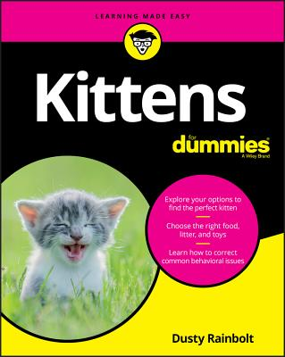 Kittens for Dummies-cover