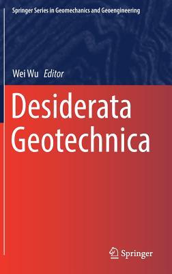 Desiderata Geotechnica-cover