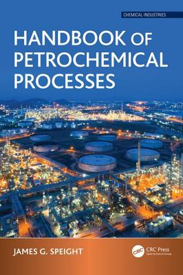 Handbook of Petrochemical Processes-cover