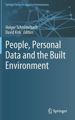 People, Personal Data and the Built Environment-cover