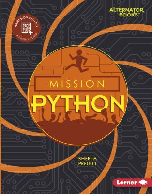 Mission Python-cover