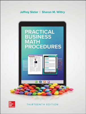 Loose Leaf for Practical Business Math Procedures with Business Math Handbook-cover