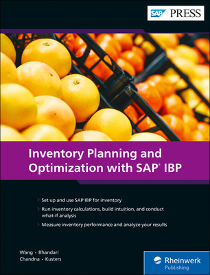Inventory Planning and Optimization with SAP IBP-cover