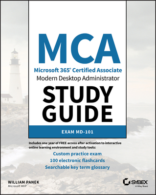 MCA Modern Desktop Administrator Study Guide: Exam MD-101-cover