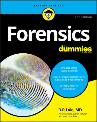 Forensics for Dummies-cover