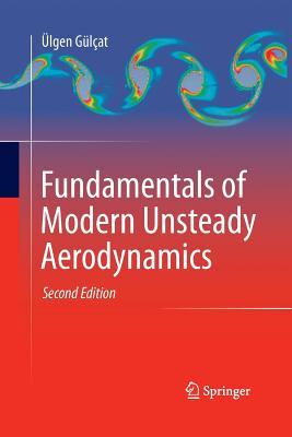 Fundamentals of Modern Unsteady Aerodynamics-cover