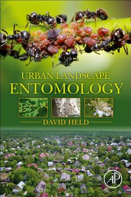 Urban Landscape Entomology-cover