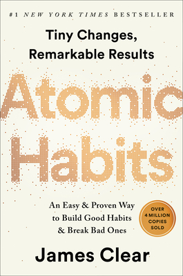 Atomic Habits: An Easy & Proven Way to Build Good Habits & Break Bad Ones-cover