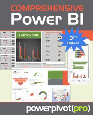 Comprehensive Power Bi-cover
