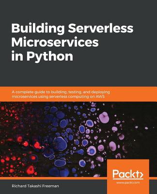 Building Serverless Microservices in Python-cover