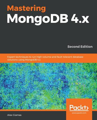Mastering Mongodb 4.X - Second Edition-cover