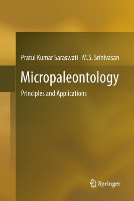 Micropaleontology: Principles and Applications-cover
