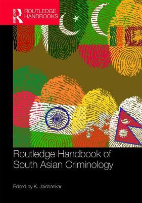 Handbook of South Asian Criminology-cover