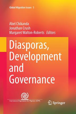 Diasporas, Development and Governance-cover