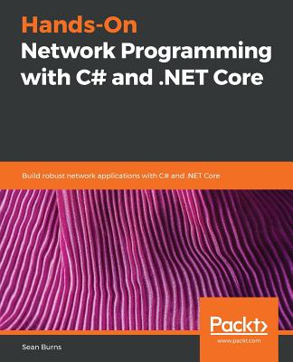 Hands-On Network Programming with C# and .Net Core-cover