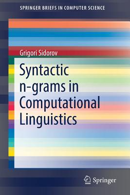 Syntactic N-Grams in Computational Linguistics-cover