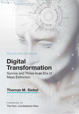 Digital Transformation: Survive and Thrive in an Era of Mass Extinction-cover