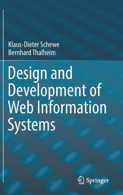 Design and Development of Web Information Systems-cover