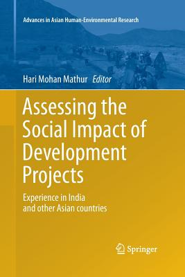Assessing the Social Impact of Development Projects: Experience in India and Other Asian Countries-cover